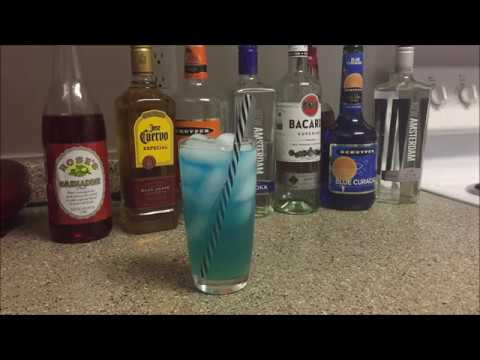 How to Make an Adios Drink (Adios Mother Fucker)