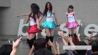 平均年齢17歳のダンス&ボーカル・バンドユニット「姫carat」の...