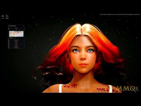 Black Desert Online Character Creation HD - MMOs.com