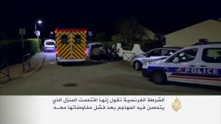 مقتل ضابط شرطة وزوجته في باريس