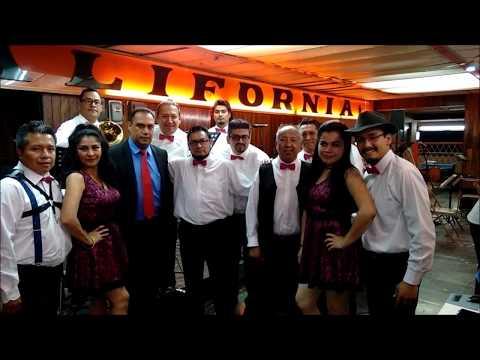 ORQUESTA BERANA en California Dancing Club