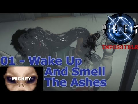 """Wake Up And Smell The Ashes 