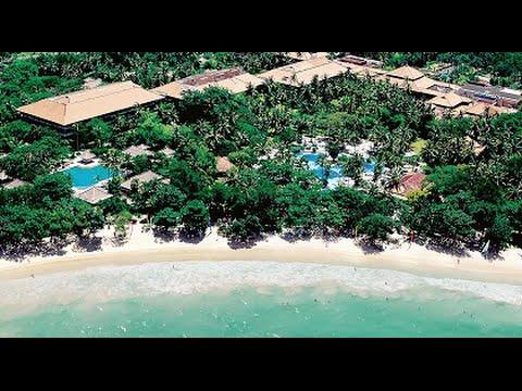 Melia Bali All Inclusive Resort Nusa Dua Bali Indonesia Youtube