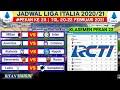 Jadwal Liga Italia Malam ini Pekan 23 | Milan vs Inter | Klasemen Serie A 2021 Terbaru | Live Rcti