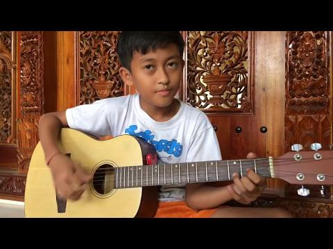 Sebet - covered by komang wahyu