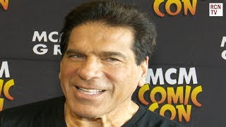 Lou Ferrigno Interview Death Of The Hulk & Bill Bixby