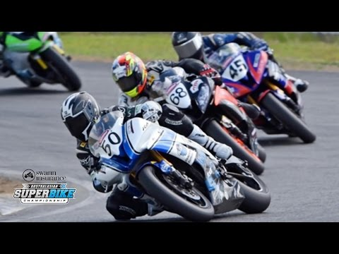 Supersport & Stars of Tomorrow, Rnd 5 QLD Raceway, October 30, 2016