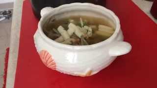 Корейский суп с тофу! Вкуснейшая азиатская кухня!(Как готовить суп с тофу? Смотрите видео, приятного аппетита!!!, 2015-02-18T02:18:41.000Z)