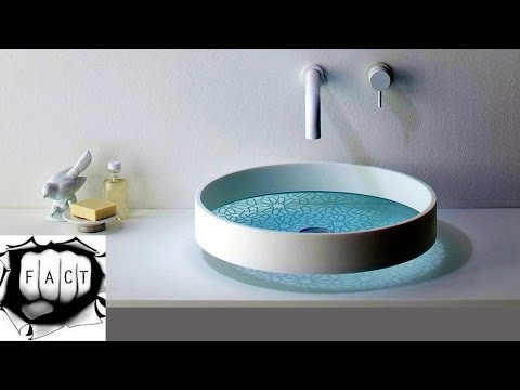 10 Most Outstanding Sink Designs