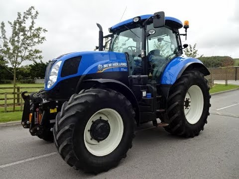 New Holland T7 200 Tractor