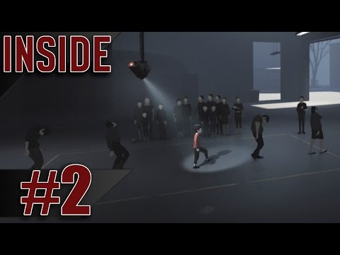 "Inside [Blind] #2 - ""Just Blending In"""