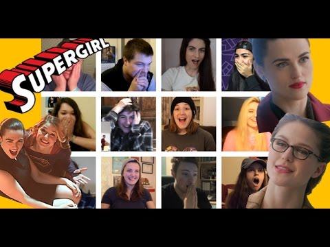 REACTIONS COMPILATION - Kara & Lena in...