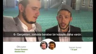 Osman Bostancı Abdullah Altun