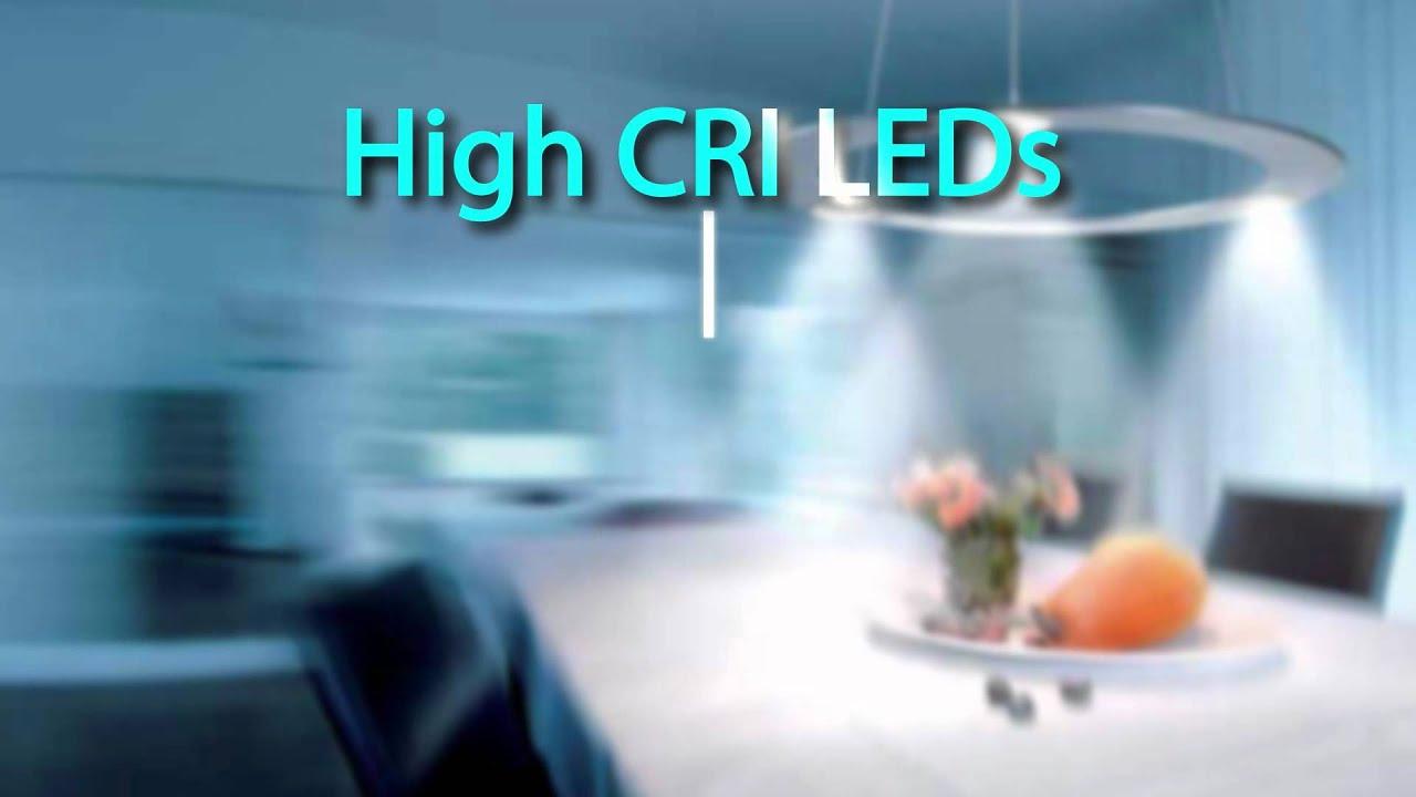 & High CRI - LED Lighting News from OSRAM Opto Semiconductors - YouTube azcodes.com