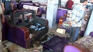 Football fans die in suicide bomb blast in Iraq