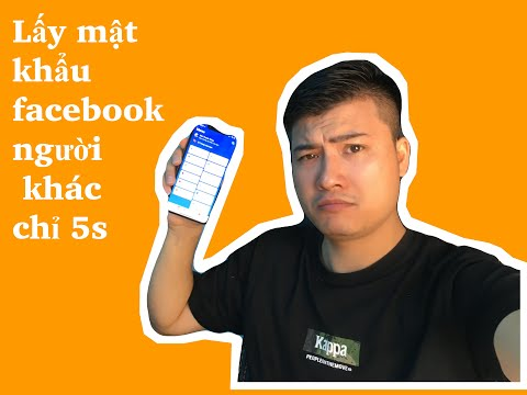 cách hack facebook để đọc tin nhắn - (CẢNH BÁO) Chỉ 5S là mất mật khẩu facebook, hack facebook cách đơn giản nhất