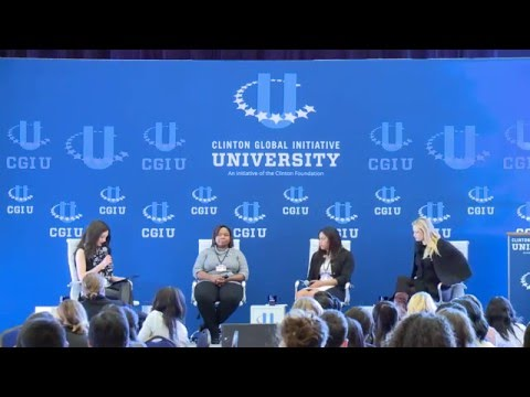 Mental Health Care: Fighting Stigma with Social Support - Panel Discussion - CGI U 2016