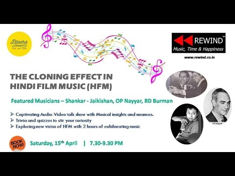 Rewind Presents   The Shankar Jaikishan Style, Raag Bhairavi Influence In A Madan Mohan Composition