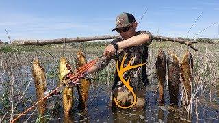 Pesca Con Resortera Parte 2 | CaZa Y Pesca
