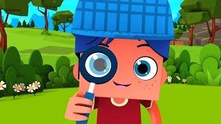 Мультфильмы про приключения - ЙОКО - Большой секрет - Трейлер - лучшие мультфильмы для детей