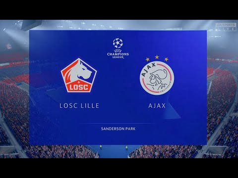 Ajax Last Match Champions League