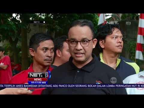Tantangan Panco Untuk Anies Baswedan Dalam Meriahkan HUT RI - NET5