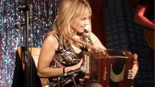 SHARON SHANNON -  Off the Hook /  Top Dog Gaffo - The Tower Theatre, Folkestone,  U.K. - 01.12.12