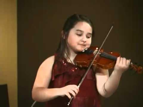 Suzuki Violin Book  Recital Program