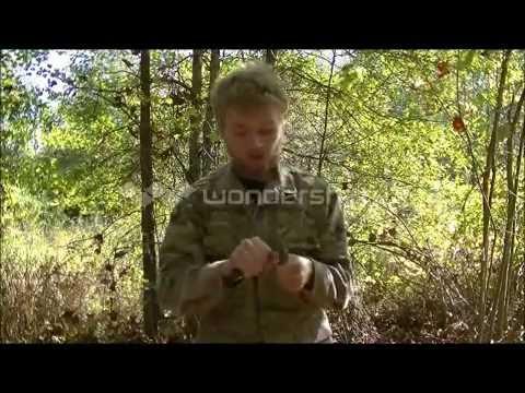 basic bushcraft eating utensils.