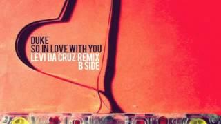 duke so in love with you levi da cruz b side remix