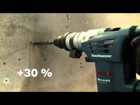 Видео обзор: BOSCH GBH 4-32 DFR