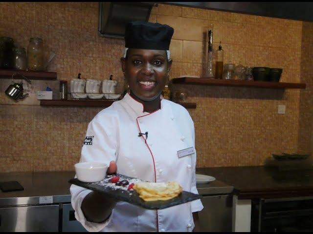 Top Chefs Making Pancakes: Julia Meria - Mövenpick Hotel & Residences