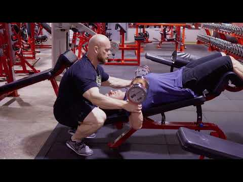 Chest Training with Don Saladino