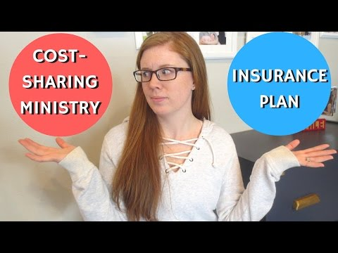 Cost-Sharing Ministries VS. Insurance Plans | MARITAL MONEY MONDAY