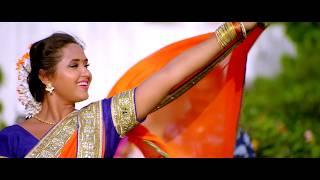 #Full_HD_Video - #Khesari_Lal और #Kajal_Raghwani - Superhit Romantic Song -  Mehandi Lagake Rakhna