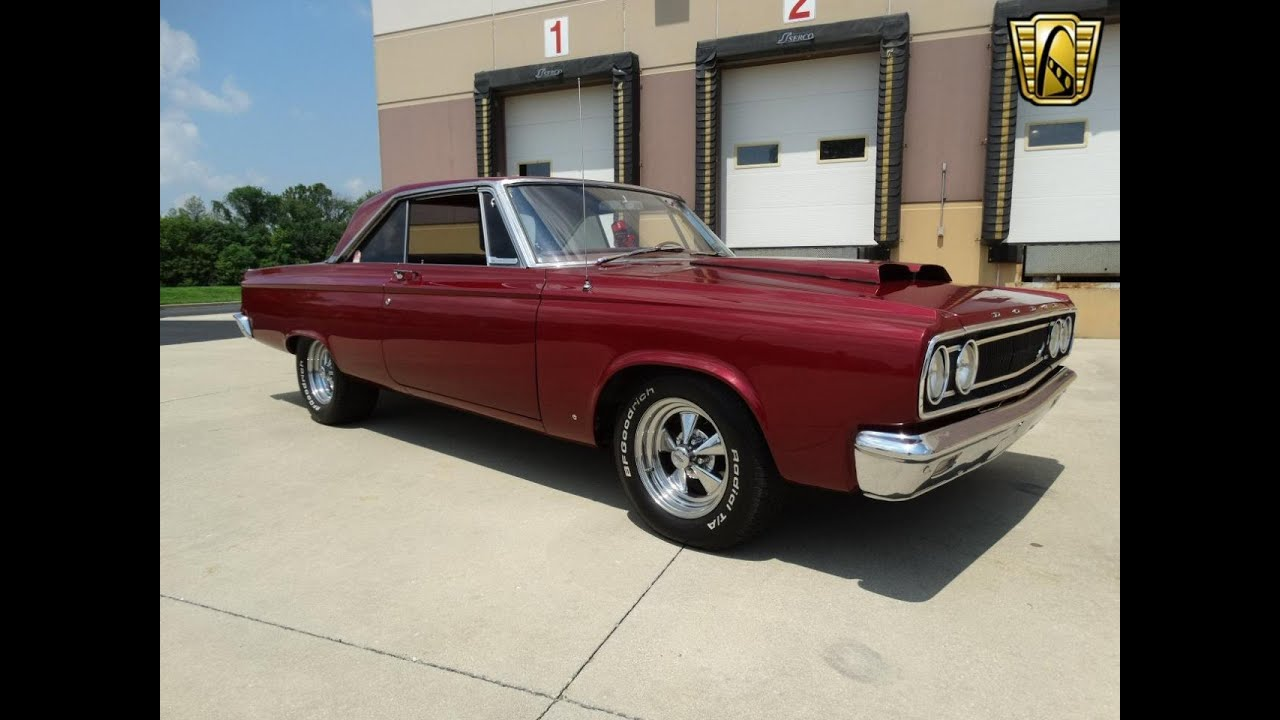 1965 Dodge Coronet for sale at Gateway Classic Cars STL - YouTube