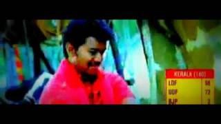 Velayudham (2011) - Trailer Starring Vijay, Genelia, Hansika(edited in Youtube Video Editor)