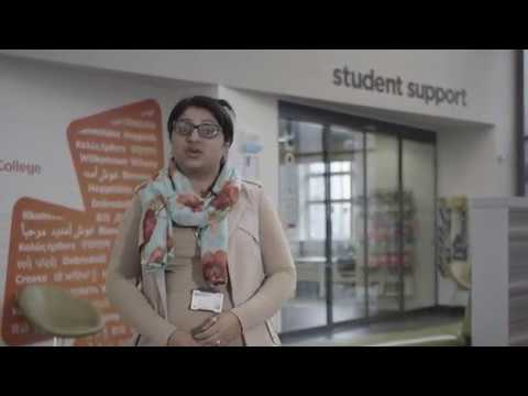 Find out more about Financial Support at College!