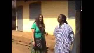 comedy from Cameroon..very funny