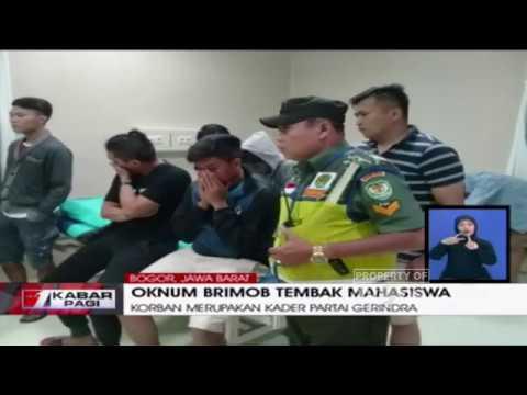 Korban Penembakan Oleh Anggota Brimob Merupakan Kader Partai Gerindra