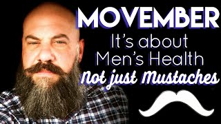 MOVEMBER Begins in 10 days | Men's Health | Join Team Breadtrucker