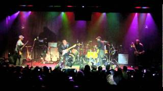 Living Colour + Michael Hampton - Pass The Peas/Red Hot Mama medley at Million Man Mosh