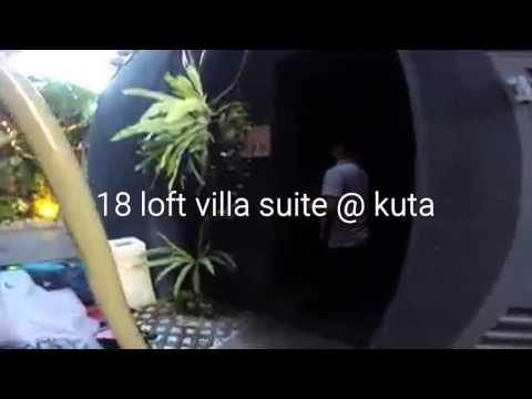 18 loft villa suite (2 bedroom) kuta bali