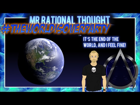 #TheWorldIsOverParty: Punching Nazi's in the Face, UC Berkeley Riots, Quebec Shooting, and More!