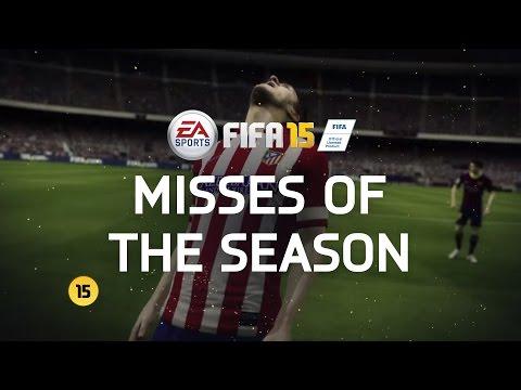 FIFA 15 - Misses of the Season