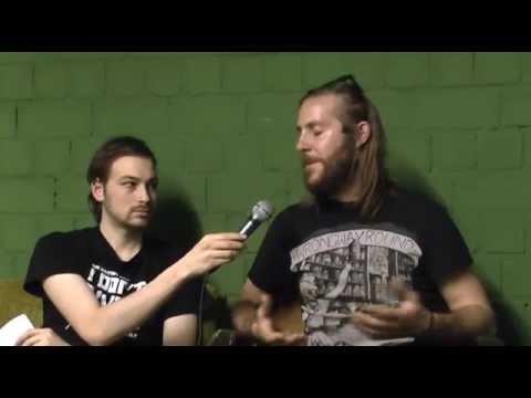 The Smith Street Band - Interview 20.5.2014 @ Kreativfabrik, Wiesbaden
