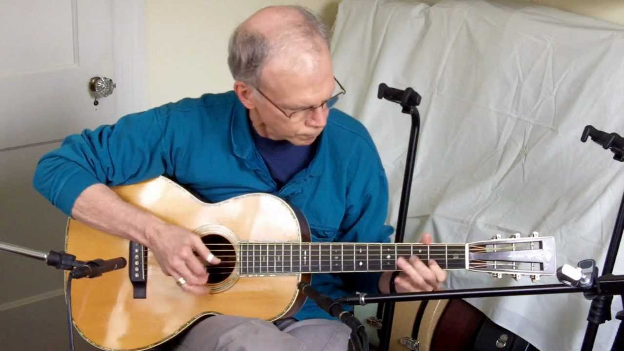 Vintage Martin guitars--Irish Medley