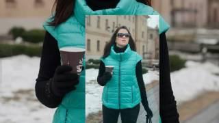 """Женская безрукавка /2017/ от """"WIM Clothes"""""""