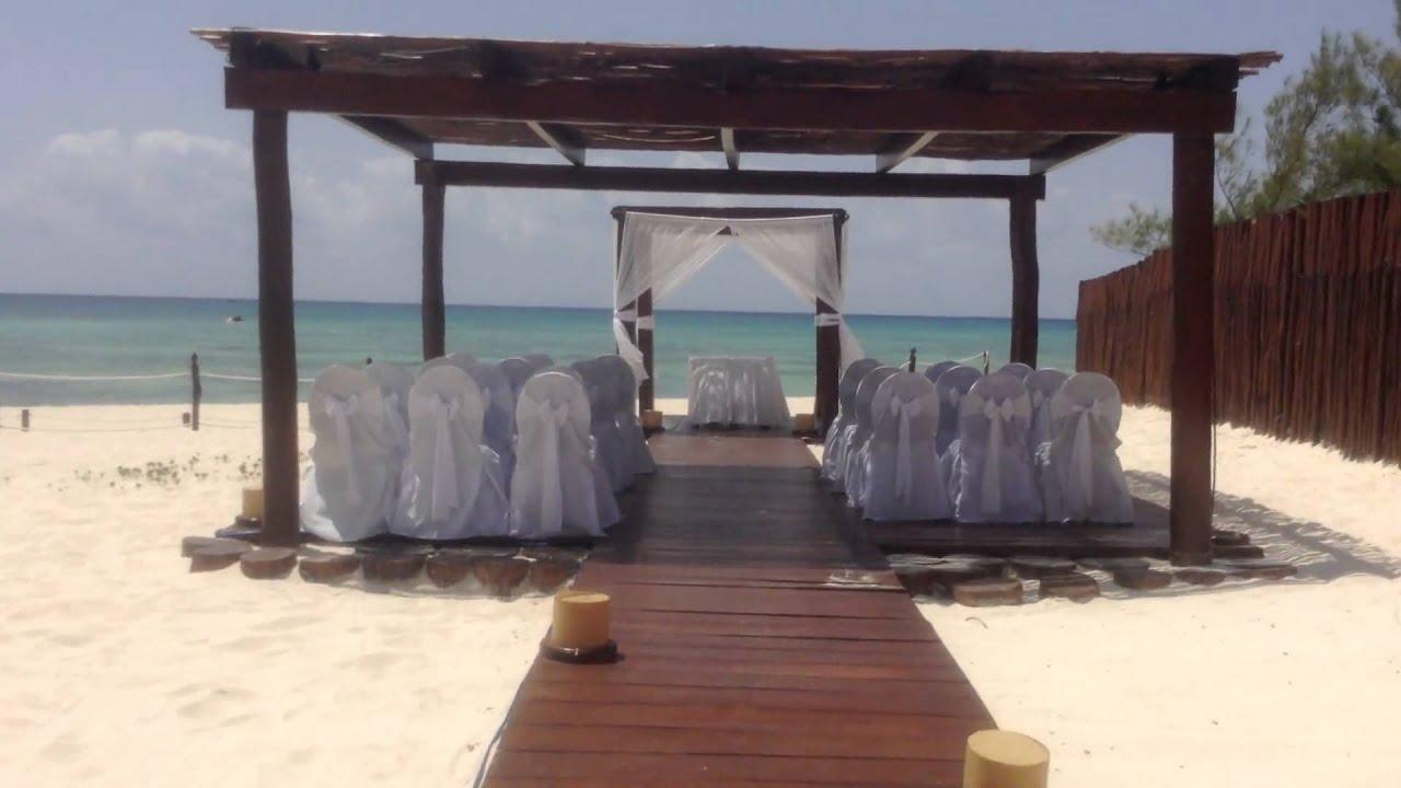 Grand Riviera Princess Wedding Option