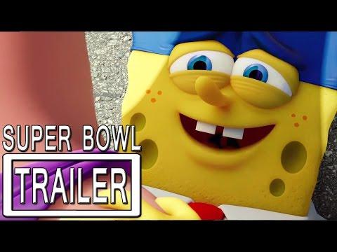The Spongebob Movie Super Bowl